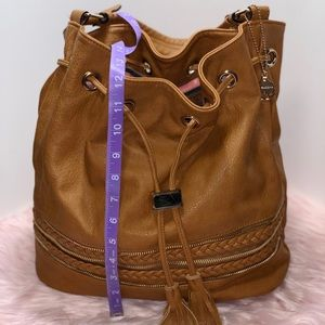Big Buddha bucket bag